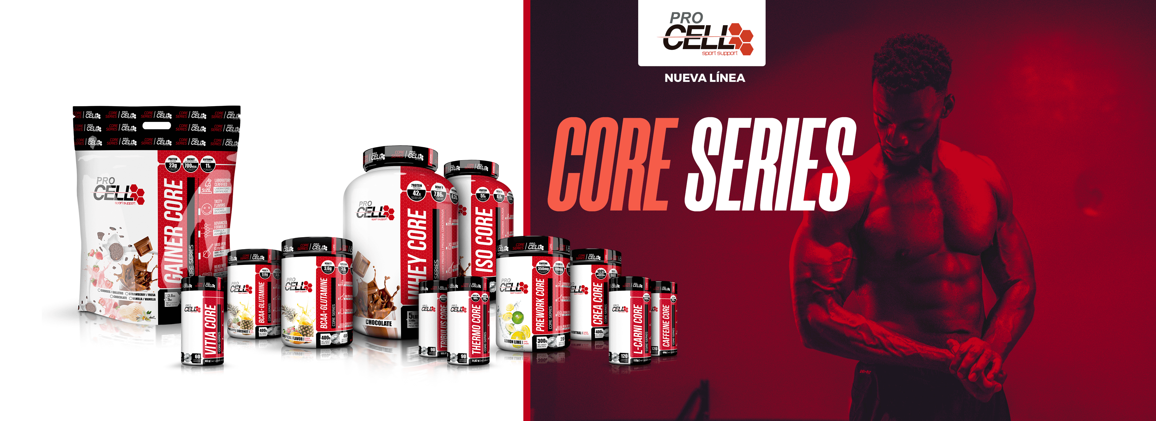 serie core procell